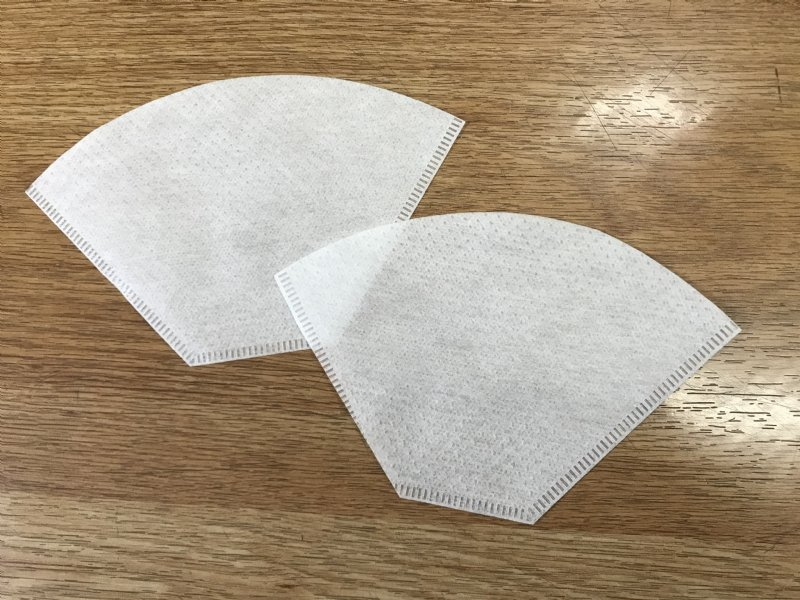 Coffee filter bag