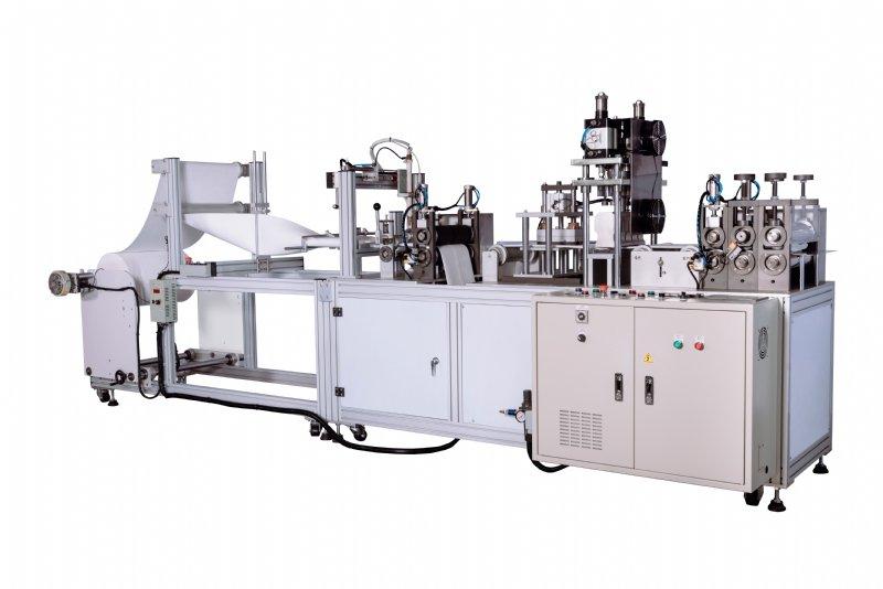 Filter bag making machine