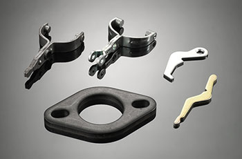 Single Punch Press Parts
