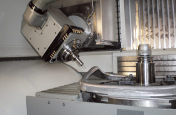 Multi-axis CNC Turning/Milling Parts