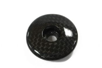 Carbon fiber headset top cap