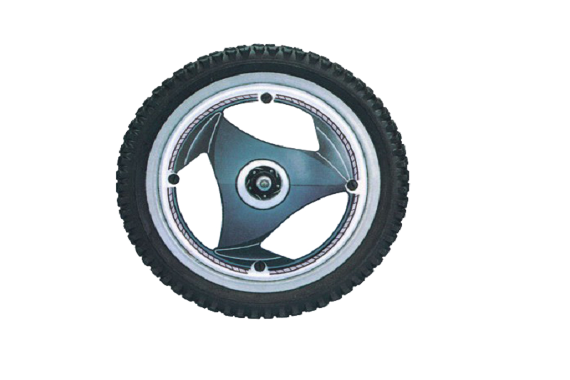 Bicycle Wheel Cover for MTB or BMX