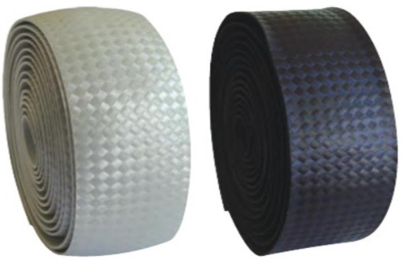 PU/SBR Handlebar tape Carbon looking surface