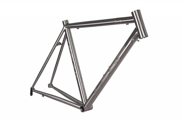 Titanium Road Bike Frame 2.0