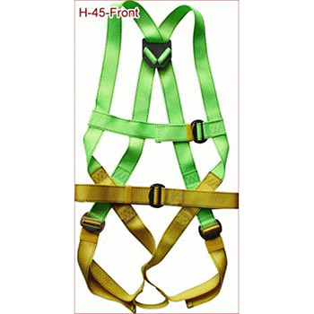 Full Body Harness completed set