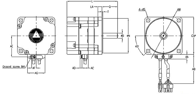 Matchservo Motor & D310 Driver
