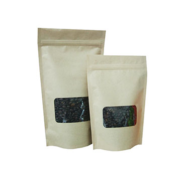 Natural Kraft Stand Up Pouch