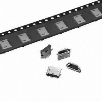 Micro USB Type B Connector