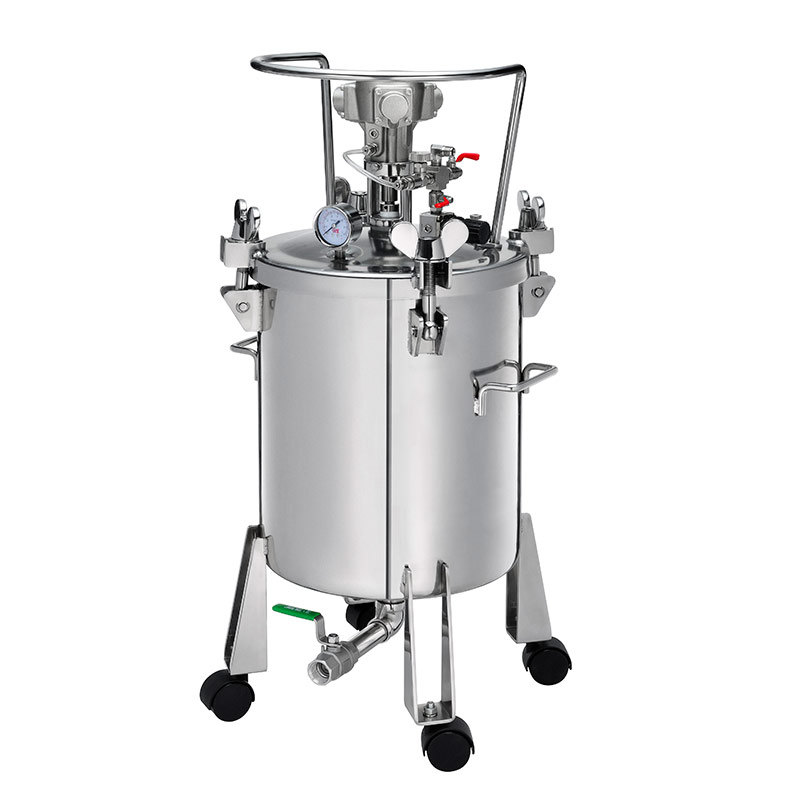 STAINLESS STEEL PRESSURE TANKS 20L PT-20A(FG)SS