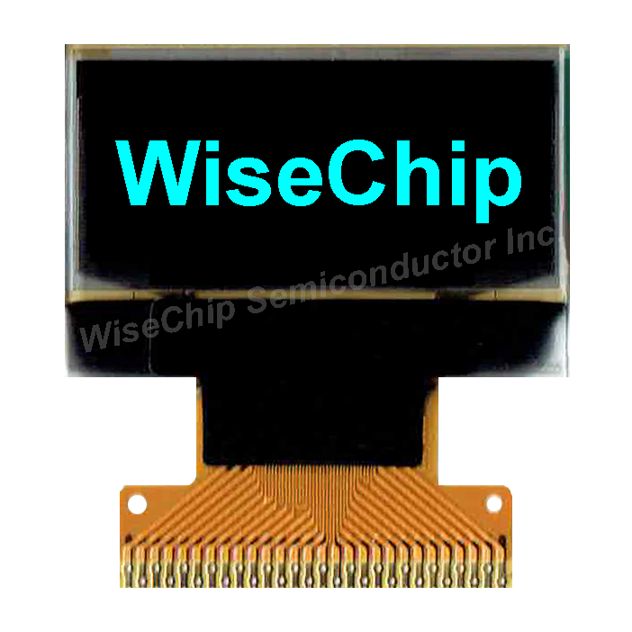 "0.82"" OLED Display"