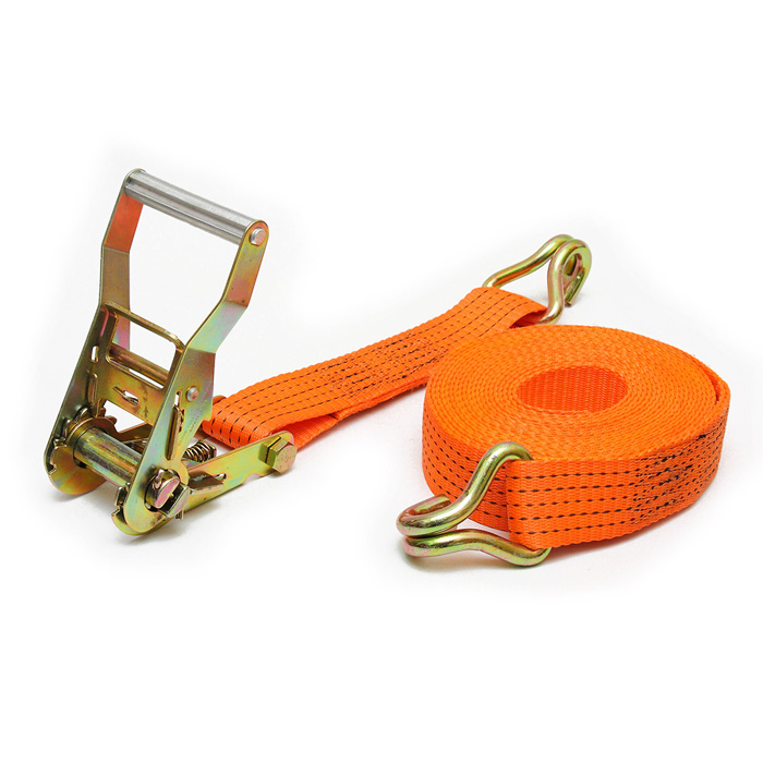 "2"" Standard Ratchet Tie Down, Cargo Lashing Strap"