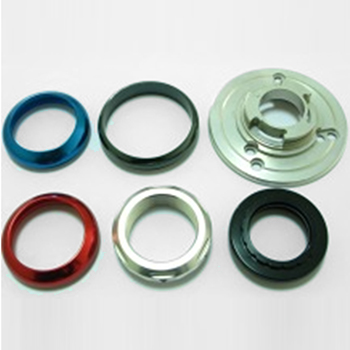 CNC High Precision Lathe Turning Parts, Motorcycle & Bicycle Steering &Suspension System parts