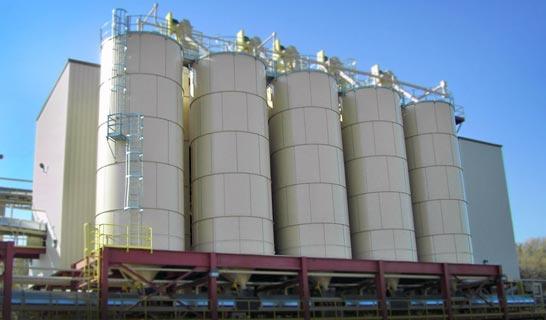 Material Storage Silos Tanks Helio International