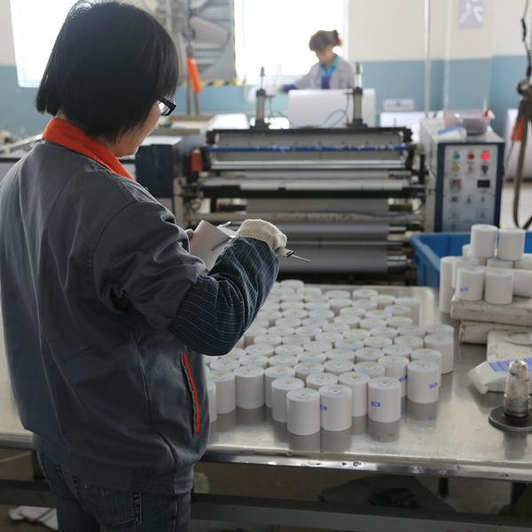 80mm x 120mm x 25mm ATM Paper Roll